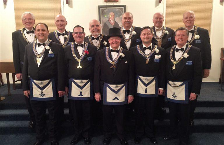 Annual Installation of Officers