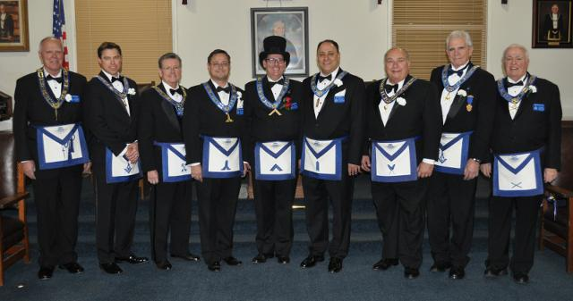 Annual Installation of Officers - 2018