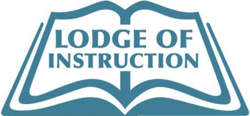 Second Degree Lodge of Instruction
