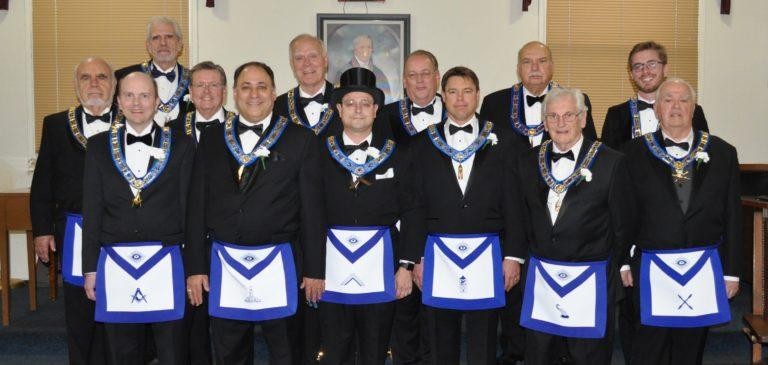 Annual Installation of Officers - 2019