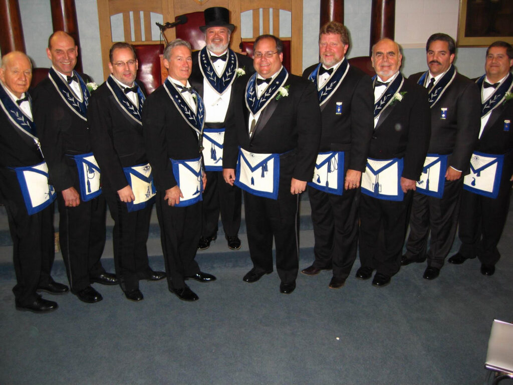 2008 Officers