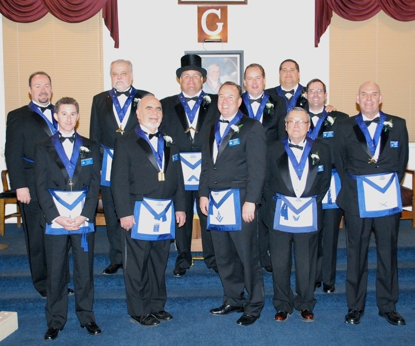 2009 Officers