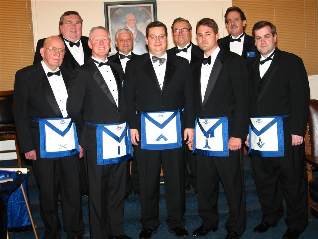 2003 Officers