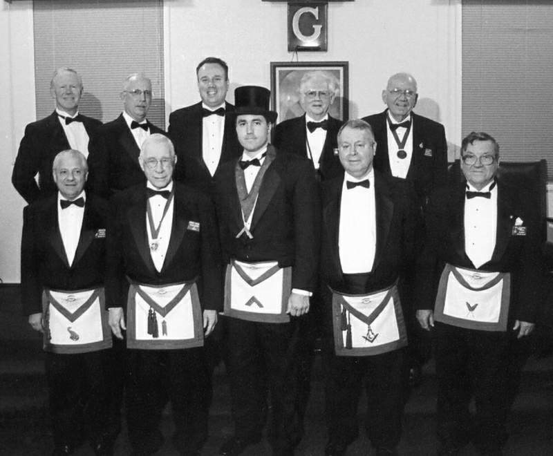 2004 Officers